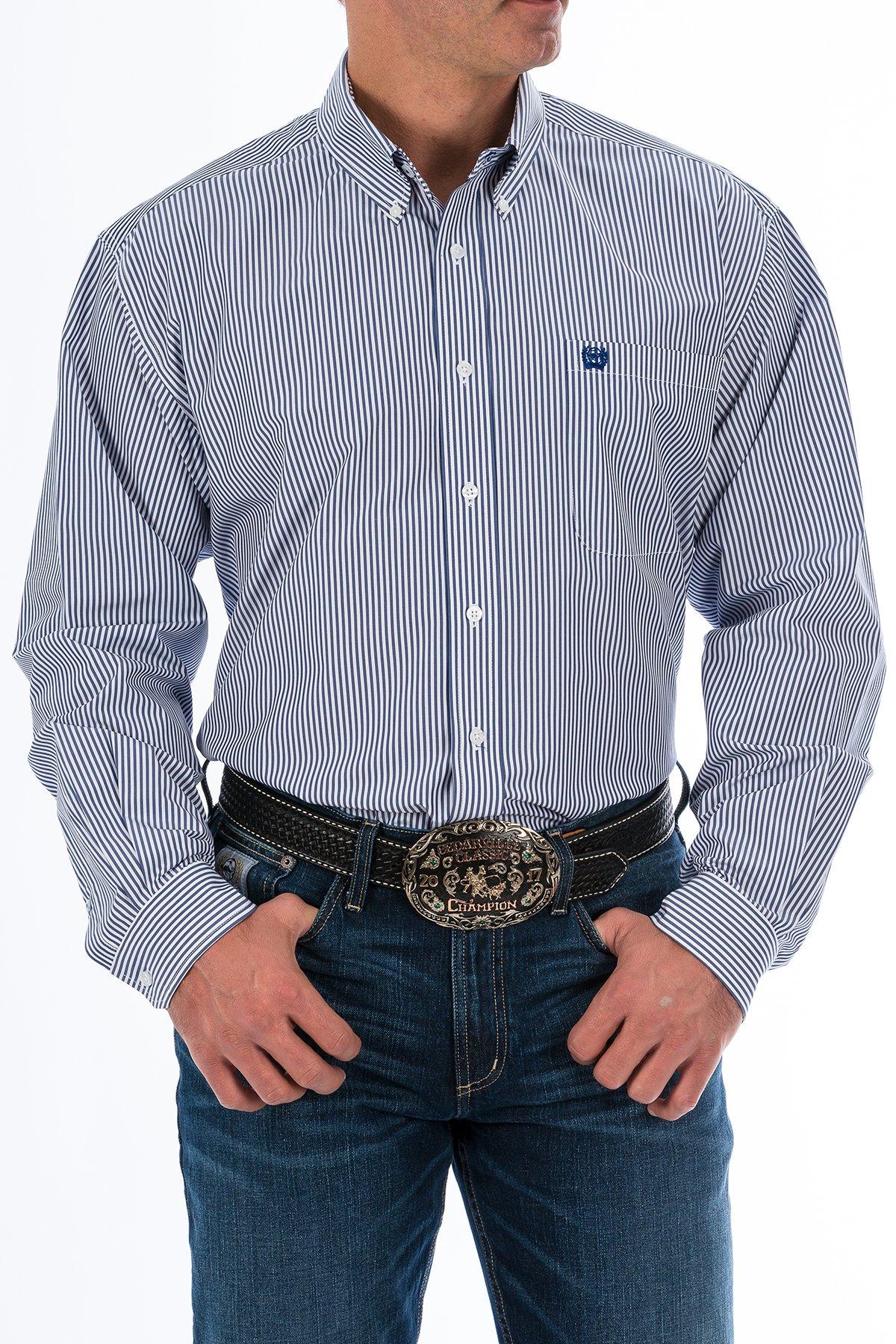 chemise-western-homme-cinch-bleu-rayures-MTW1104729