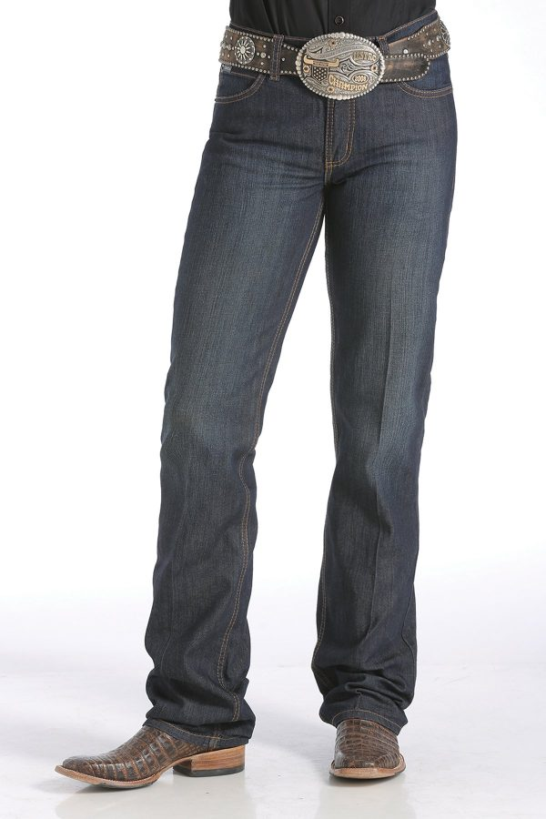 jeans western femme cinch jenna vue de face
