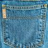 jeans western homme green label marque cinch vue poche arrière
