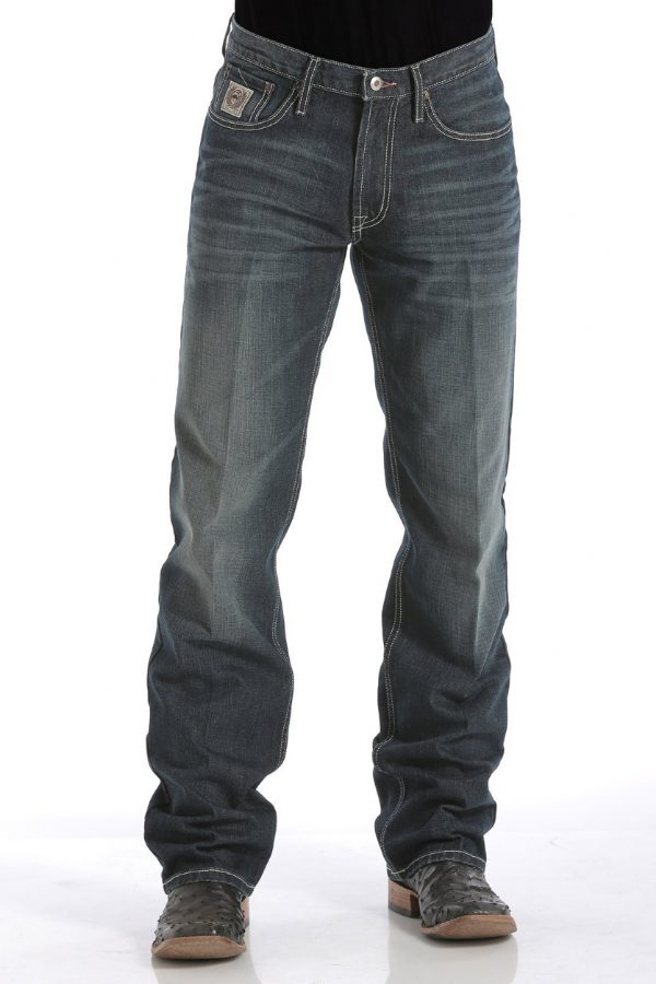 jeans western homme white label marque cinch vue de face