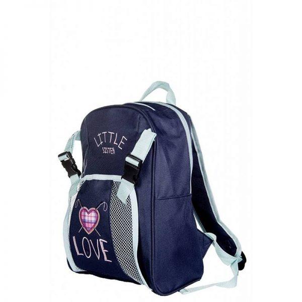 sac à dos hkm pour rangement produit de pansage ou casque d'équitation