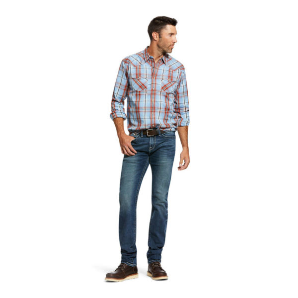 jeans western homme ariat