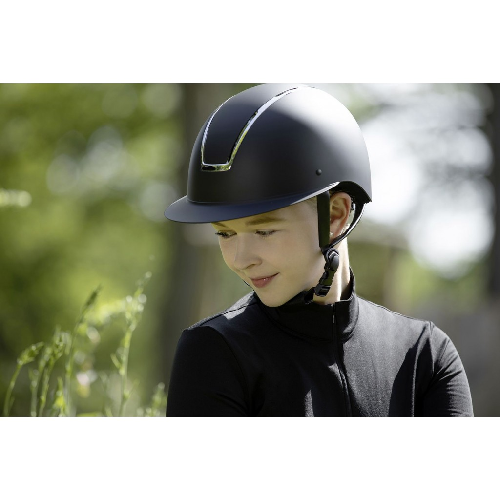 casque-equitation-lady-shield-hkm-noir-argent2