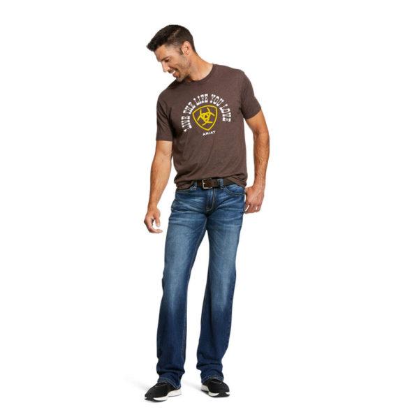 jeans western homme ariat m7 rocker
