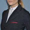 veste de concours femme le sabotier modèle alienor noir
